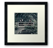 Victorian fantasy - Ladies Day Out II Framed Print