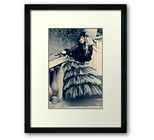 Ladies Day Out Framed Print