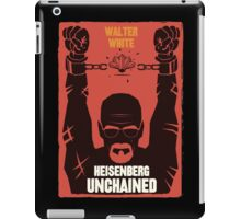 Heisenberg Unchained iPad Case/Skin