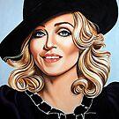 Madonna 2 by Anne Wild