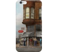 City - Dillon, Montana - Today's my day off - 1942 iPhone Case/Skin