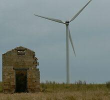 wind farm by mumaduck