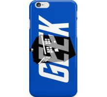Geek My Ride- TARDIS iPhone Case/Skin
