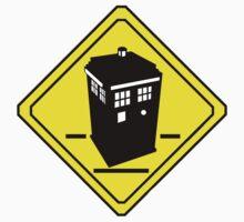 TARDIS Crossing Kids Clothes