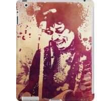 Hendrix guitar iPad Case/Skin