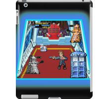 Doctor Who: The Arcade Game iPad Case/Skin