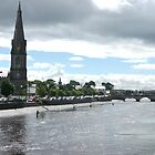 The River Moy Ballina Co. Mayo by Aoife McNulty