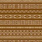 African Pattern by CafePretzel