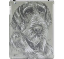 German Wire-haired Pointer iPad Case/Skin