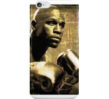 Floyd Mayweather, Jr. iPhone Case/Skin