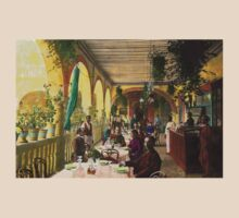 Restaurant - Waiting for service - 1890 T-Shirt