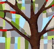Mini Tree View no.11 by Kristi Taylor