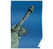 The statue of the liberty Poster