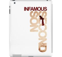 Delsin Infamous iPad Case/Skin
