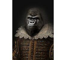 William Gorilla Photographic Print