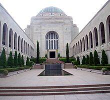 Australian War Memorial, Canberra, Australia by Clive