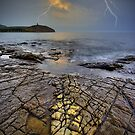 Kimmeridge Storm by AntonyB