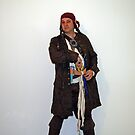 Captain Jeff Sparrow by Jeff  Burns