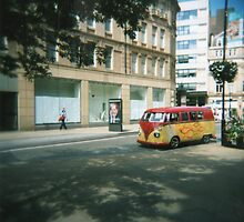 Hot Hippy Ride by Nathan Walker