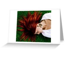 Eye Catching .... Greeting Card