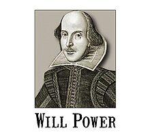 Will Power by AmazingMart