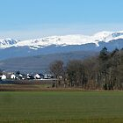 THE JURA MOUNTAINS by Marilyn Grimble