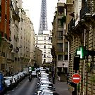 Paris Alley by Spyte