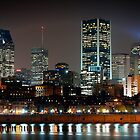 Downtown Montréal by Andrei I. Gere