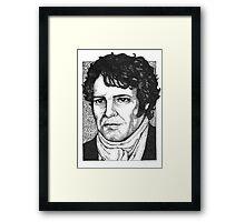 Darcy Framed Print