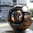 Sphere Within Sphere by Marilyn Harris