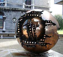 Sphere Within Sphere by Marilyn Harris
