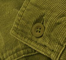 Green Corduroy 2 by Stephen Thomas