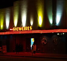 Showgirls by aaronarroy