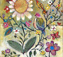 Whimsy in the Garden by Liz Thoresen