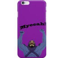 All Hail Skeletor iPhone Case/Skin