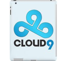 Cloud 9 - Sleek Gloss iPad Case/Skin