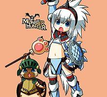 Monster Hunter by ruri0san