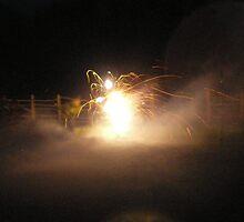 Firework  by Alice Oates
