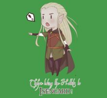 They're Taking the Hobbits to Isengard! Kids Clothes
