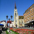 Cathedral in Novi Sad-Serbia by Ana Belaj