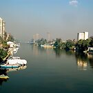 The Nile by shanmclean
