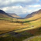 Newlands Valley by mikebov
