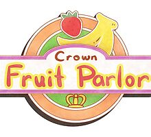 Crown Fruit Parlor by Ellador