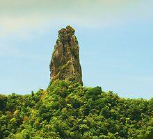 Te Rua Manga, Rarotonga by niggle