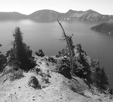 Crater Lake by basketball15