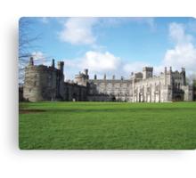 Irish Castle Canvas Print