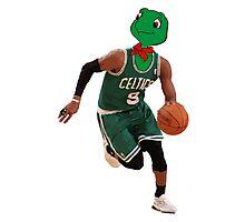 Rondo the Turtle Photographic Print