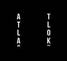 ATLA and TLOK, 2005 & 2014 (Vertical) by jelemeno