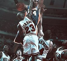 Kobe over Jordan by BaseballBacks