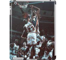 Kobe over Jordan iPad Case/Skin
